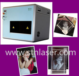 Crystal Laser Inside Engraving Machine; YAG Laser Engaver