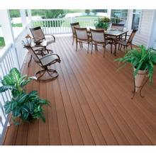 Popular and Cheap Wood Plastic Composite Decking pictures & photos