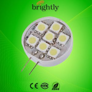 1.5W G4 2700-6500k 120lm LED Car Lamp