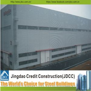 Popular Prefab Market Steel Shed pictures & photos