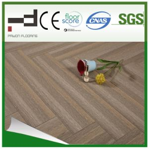 Pridon Herringbone Series Rz002 More Texture Laminate Flooring pictures & photos