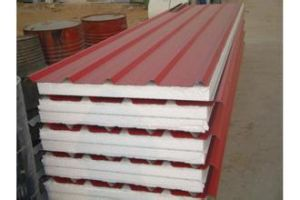 High Quality Color Sandwich Panel