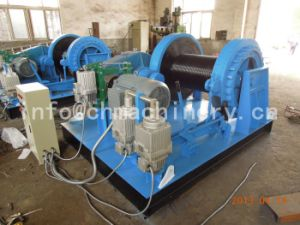 Fast Speed Mine Electric Winch With Plastisol Liner (JK-2.0) pictures & photos