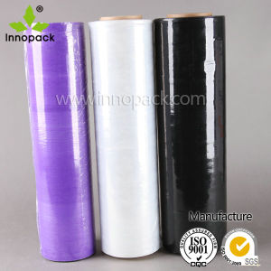 Different Colorful PE Stretch Film Good Adhesive Wholesale pictures & photos