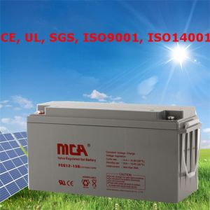 Gel Battery 12V 150ah Silicone Gel Battery 24V Gel Battery pictures & photos