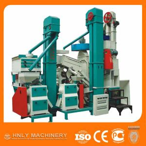 High Efficiency Combined Rice Mill Machine Unit pictures & photos