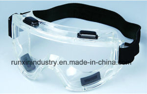 CE En166 Safety Goggles GB028-1 pictures & photos