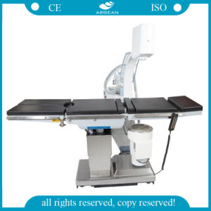 AG-Ot008 Advanced Hospital Operation Room Examination Tables pictures & photos