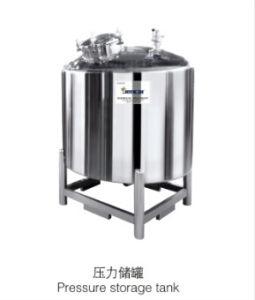 Pressure Storage Tanks