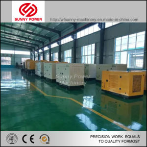 Good Quality 10-2000kw Diesel Generator Silent or Weather Proof pictures & photos