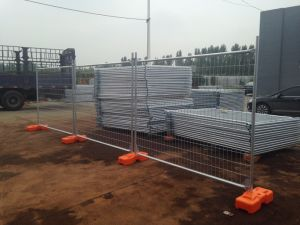 As4687-2007 Standard 2.1 X 2.4m Temporary Fencing Panels pictures & photos
