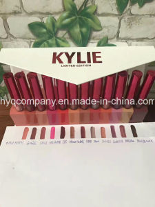 2017 Stylish Makeup Long Lasting Kylie 12colors/Set Lipsticks pictures & photos