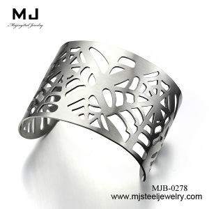 Stainless Steel Highly Polished Fashion Bangle Mjb-0278