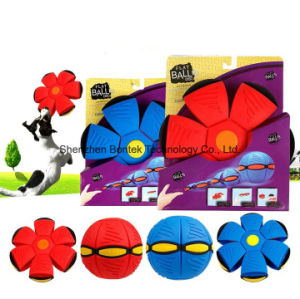 Newest Hot Flat Flying Disc Ball for Fidget Relief pictures & photos