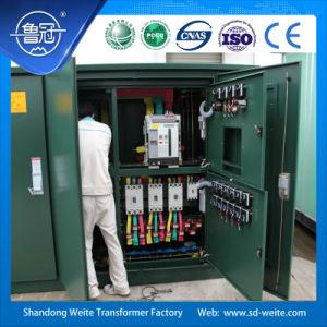 Emergency Power Transmission 33kV/ 35kV Mobile Substation pictures & photos