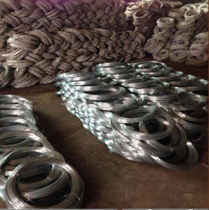 20gauge Galvanized Binding Wire to Jebei Ali/Construction Gi Binding Wire pictures & photos