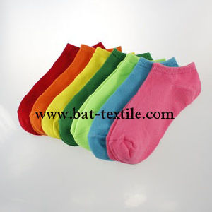 Lady Crew Socks  (BAT-S02) pictures & photos