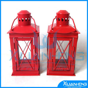 Outdoor Hanging Antique Vintage White Lantern for Candle pictures & photos