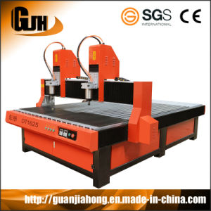 Double-Head Advertising Engraving Machine CNC Router pictures & photos