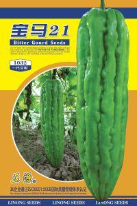 Bao Ma No. 21 Bitter Melon Seeds (1032)
