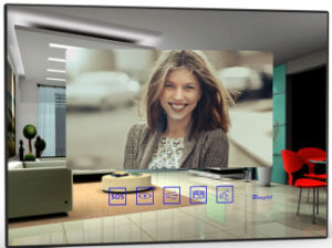 New Tempered Glass Surface Display pictures & photos