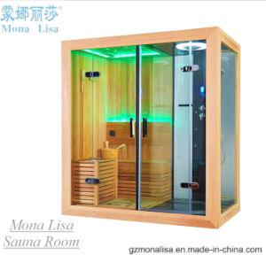 Dry and Moist Steam Sauna Room (M-6035) pictures & photos
