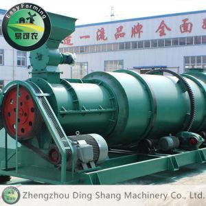 Rotary Drum Granulator with Stirring Gear