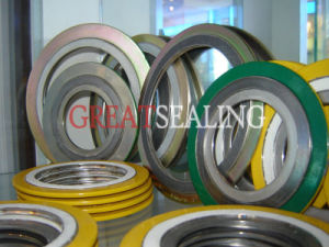 Serrated Metal Gasket pictures & photos