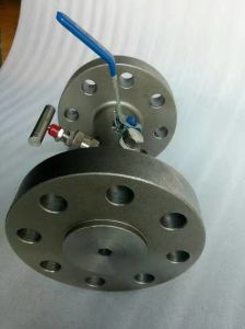 ASME Lever CF8m Ball Valve Stainless Steel pictures & photos