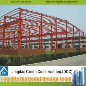 Prefabricated Steel Structure Fish Canning Plant pictures & photos