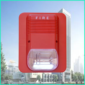 Conventional Fire Alarm System Flashing Light Siren (AW-CSS2166-2) pictures & photos