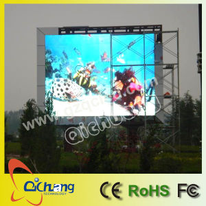 P10 Full Color Outdoor LED Board pictures & photos