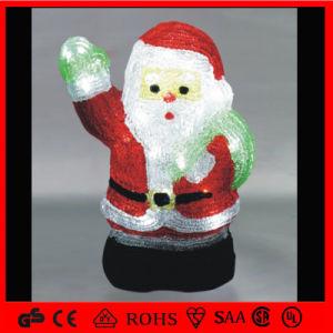 LED Santa Claus Christms Decotation 3D Motif Light pictures & photos