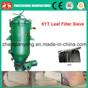 2016 Professional Manufacture Cooking Oil Leaf Filter Machine pictures & photos