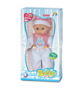Beautiful Baby Doll Toy with Best Material pictures & photos