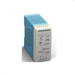 Mdr-40-12 Single Type DIN Series Switch Power Supply pictures & photos