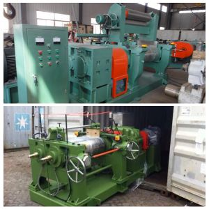 Xk450 Open Rubber Mixing Machine for Rubber Milling pictures & photos