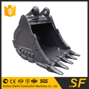 Excavator Attachments Excellent Wear Resistant Excavator Rock Bucket pictures & photos