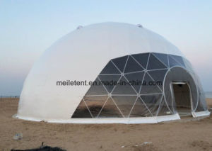 Steel Frame Clear Ball Shape Tent Round Dome Tent pictures & photos