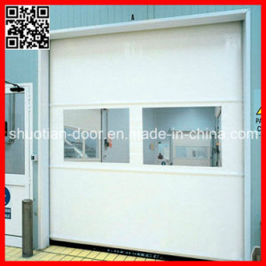 Industrial Automatic Rapid Roll Fast Rolling Door for Warehouse pictures & photos