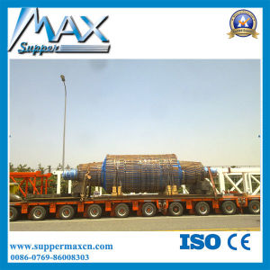 Heavy Duty Modular Hydraulic Semi Trailer Utility Trailer pictures & photos
