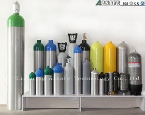 Factory High Pressure Empty Aluminum Cylinder pictures & photos