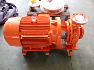 End Suction Close Coupled Centrifugal Pump pictures & photos