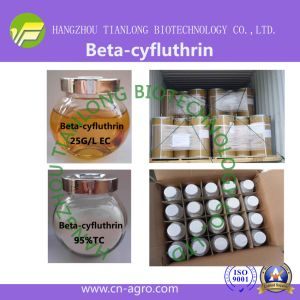 Highly Effective Insecticide Beta-Cyfluthrin (95%TC, 2.5%EC) pictures & photos