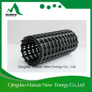 Bi-Direction Geotechnical Grid of Plastic/ Biaxail Geogrid Use in Various Highways pictures & photos