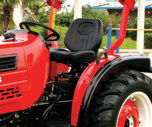 Jinma 4WD 25HP Wheel Farm Tractor (Jinma-254) pictures & photos
