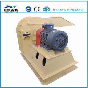 Wood Hammer Mill with Large Capacity pictures & photos