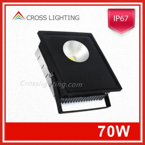 3 Warranty High Power 70W Brightness LED Flood Light