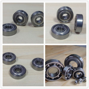 Rolling Bearing Factory 1616 RS Inch Deep Groove Ball Bearing pictures & photos