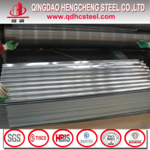 Z275 JIS G3302 Long Span Gi Zinc Coated Roof Sheet pictures & photos